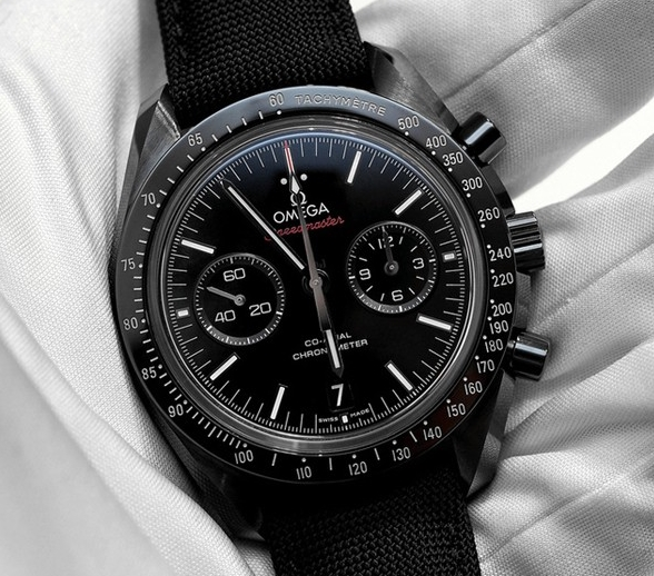 Replica Omega Speedmaster Dark Side of the Moon Ceramic Chronograph