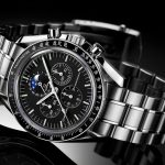 Replica Omega Speedmaster Moonwatch Professional Moonphase Chronograph 44.25mm