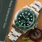 Replica Rolex Submariner Green Hulk