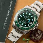 Replica Rolex Submariner Green Hulk
