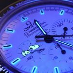Replica Omega Speedmaster Professional Silver Snoopy Award