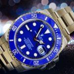 Replica Rolex Submariner Blue 116619LB