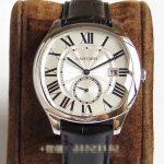 Replica Cartier Drive de Cartier Steel Mens Watch