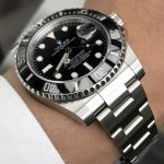 Replica Rolex Submariner Black 116610LN