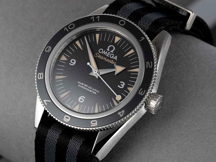 Replica Omega Seamaster 300m James Bond Spectre Limited Edition