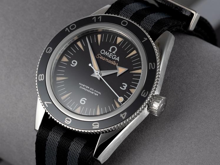 Replica Omega Seamaster 300m James Bond Spectre Limited Edition