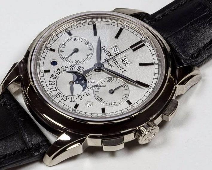 Replica Patek Philippe Perpetual Calendar Chronograph 5270G