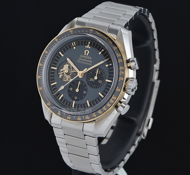 Replica Omega Speedmaster Moonwatch Apollo 11 50th Anniversary