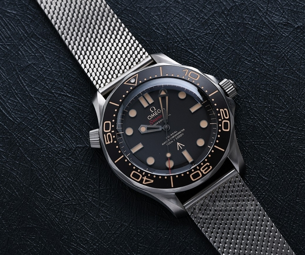 Replica Omega Seamaster Diver 300 007 No Time To Die