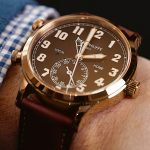 Replica Patek Philippe Calatrava Pilot Travel Time 5524R