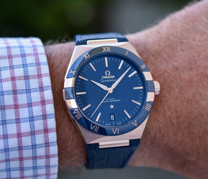 Replica Omega Constellation Co-Axial Master Chronometer 41mm