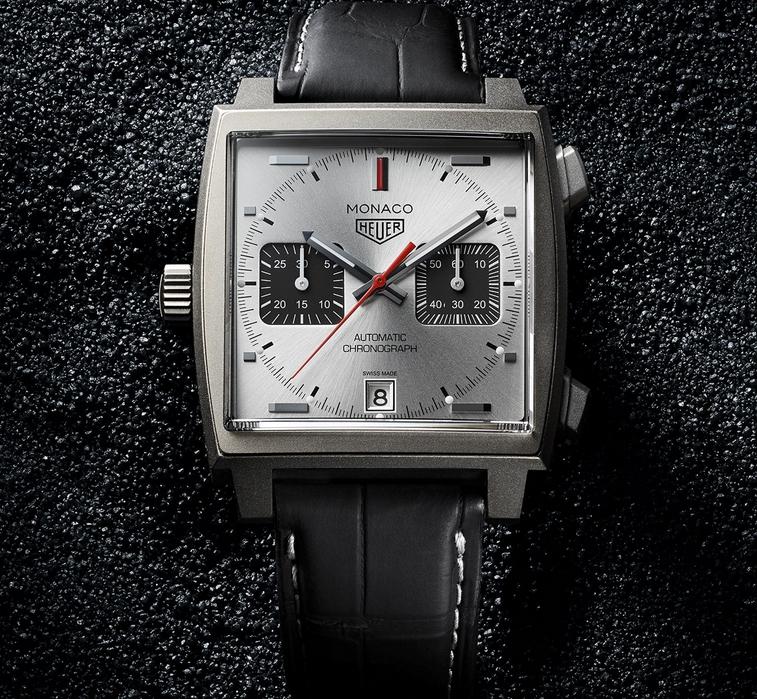 Replica TAG Heuer Monaco Titan Special Edition
