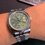 Replica Rolex Datejust Palm Dial Watches